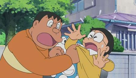 [大陸] 《哆啦A夢》中的胖虎是壞孩子? 人民網記者:羨慕大雄有胖虎這樣的朋友