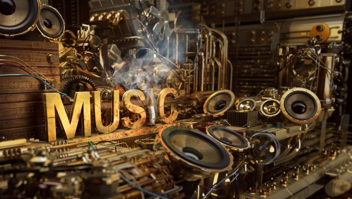 music-steampunk