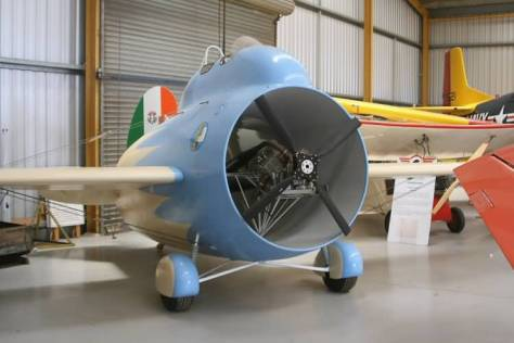 Stipa-Caproni Flying Barrel