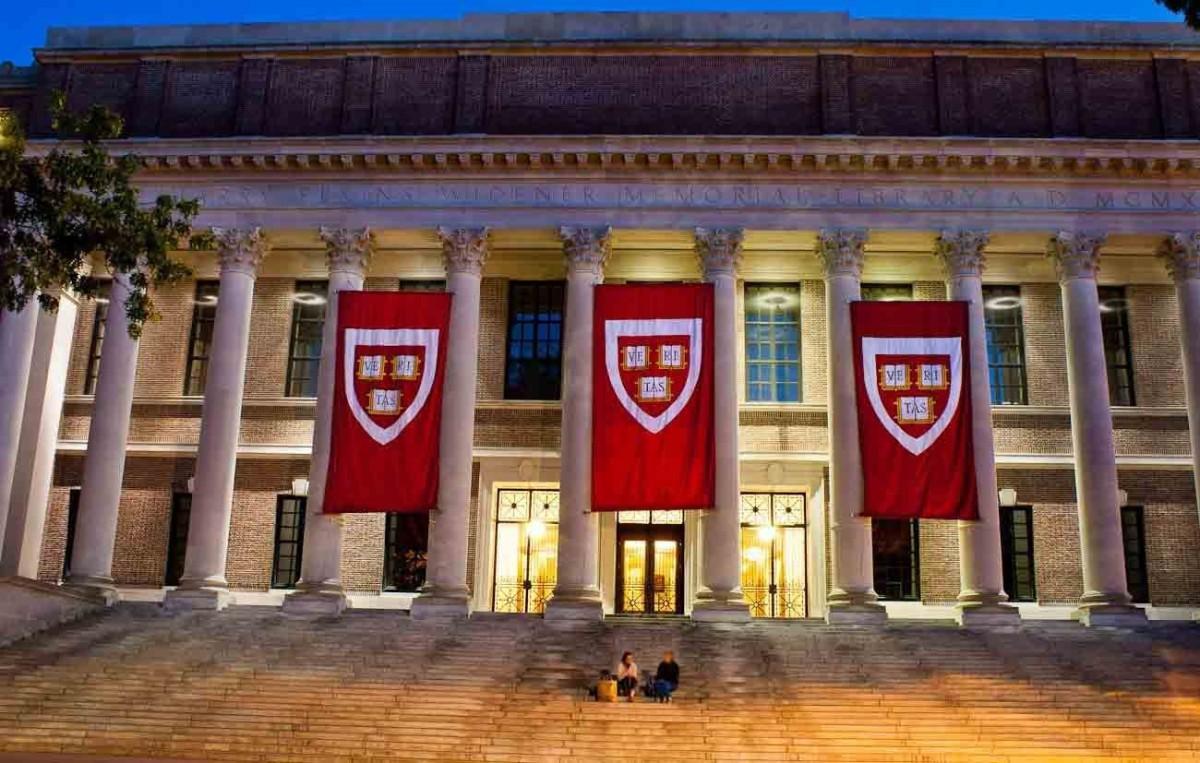 原來哈佛校訓是假的!